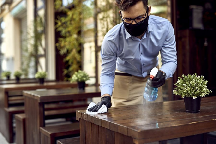 Restaurant Cleaning by Hot Shot Commercial Services, LLC