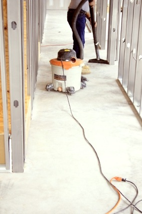 Construction cleaning in Artesia CA by Hot Shot Commercial Services, LLC