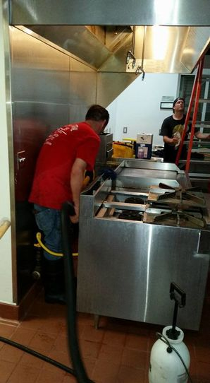Restaurant Kitchen Deep Cleaning Services in Pico Rivera, CA (1)