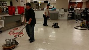 Medical Facility Floor Stripping in Cerritos, CA (2)