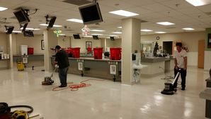 Medical Facility Floor Stripping in Cerritos, CA (1)