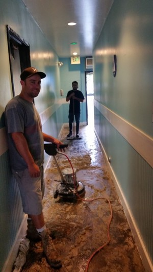 Commercial Cleaning Services Pho Show in Redondo Beach, CA