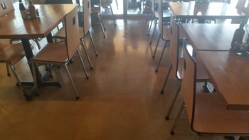 Floor cleaning in Harbor City CA by Hot Shot Commercial Services, LLC