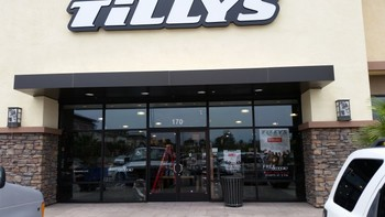 Commercial Window Cleaning Tillys Redlands, Ca