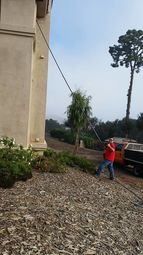 Large House Window Cleaning in Hollywood, CA (3)