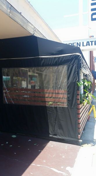 Outdoor patio Canape cleaning in Hollywood, CA (5)